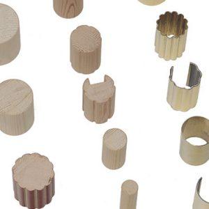 Curtain rod profiles